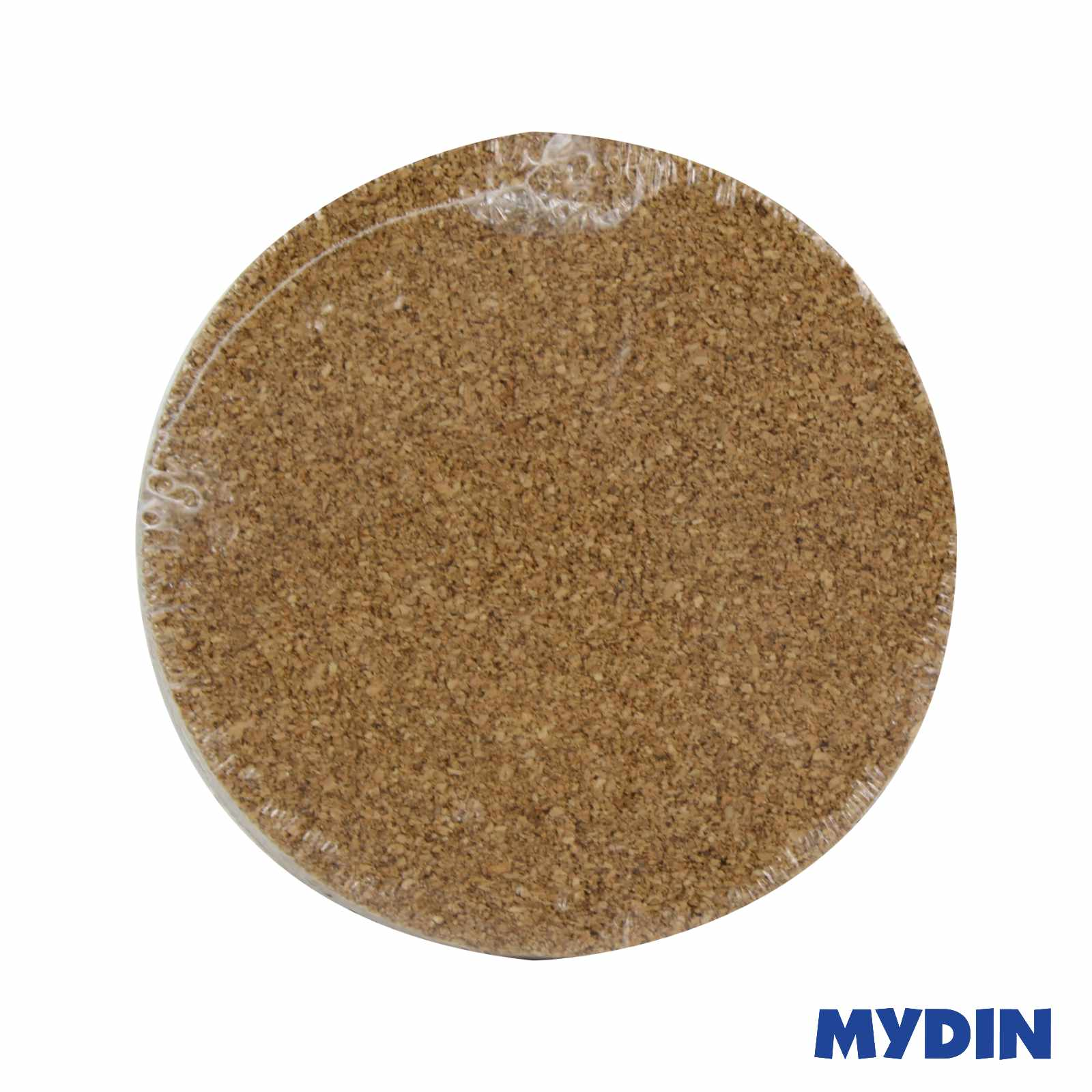 My Home Wooden Round Heat Pad (4 x 10cm) IKE-4IN1