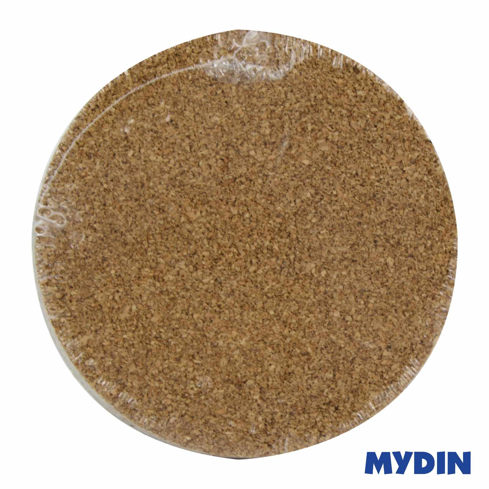 My Home Wooden Round Heat Pad (3 x 19cm) IKE-3IN1