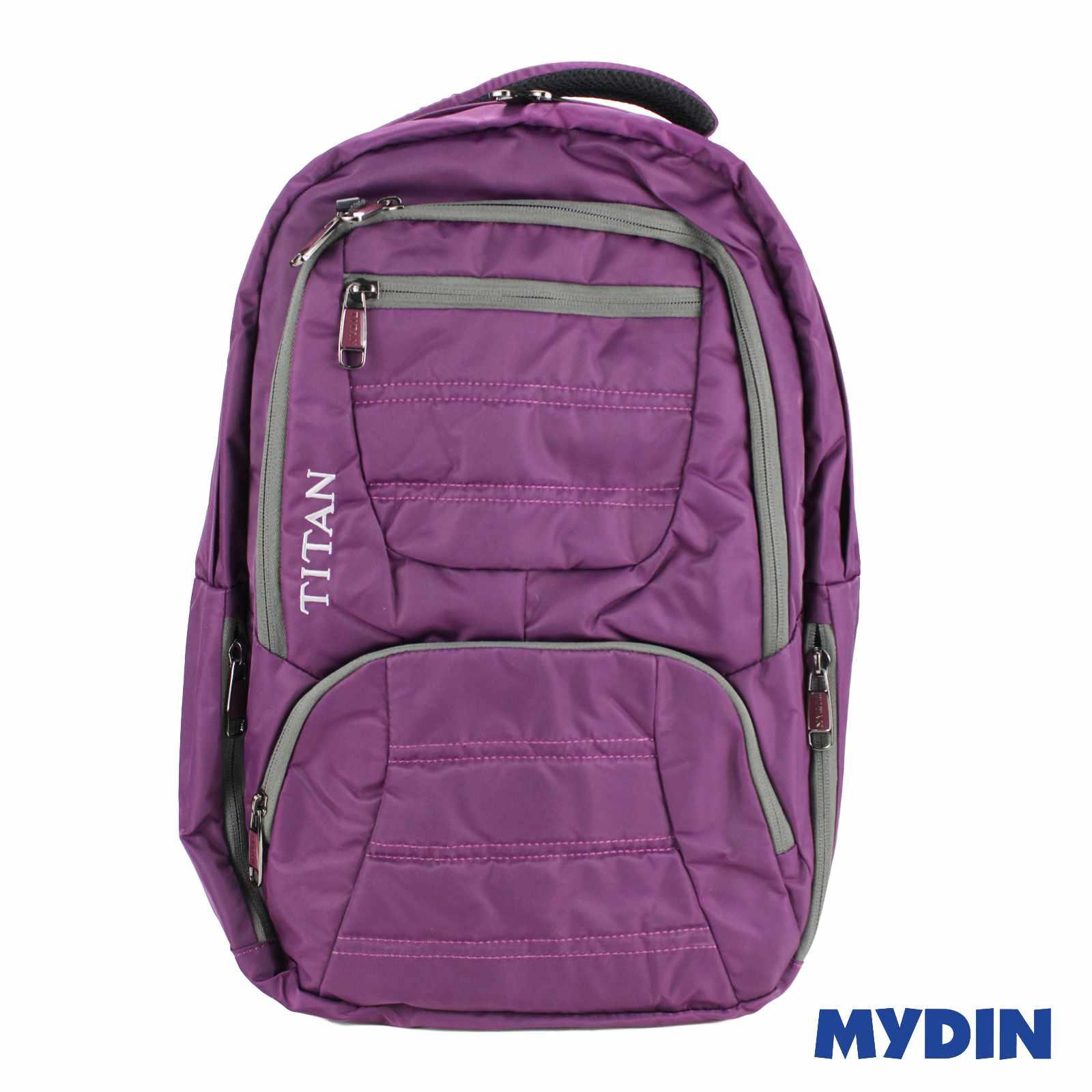 Titan Laptop Haversack Bag 2C A54LB (Purple)