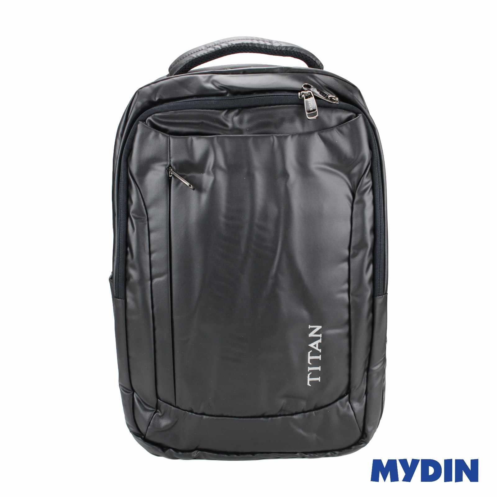 Titan Laptop Haversack Bag 2C B52LB (Black)