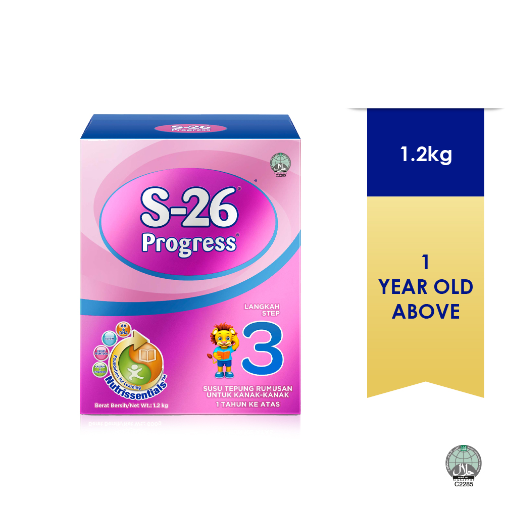 S-26 Progress Milk Powder 1.2kg