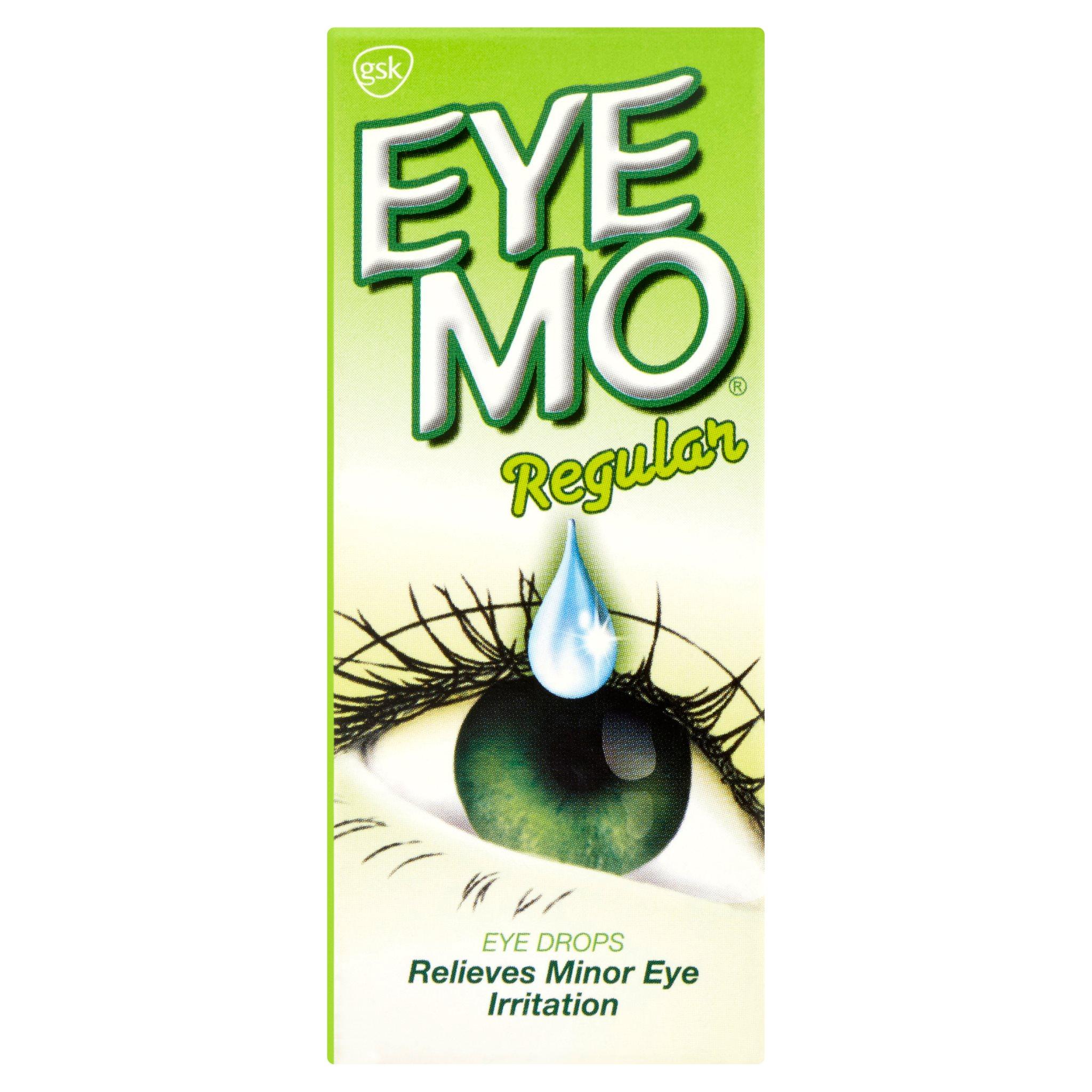 Eye Mo Eye Lubricant Liquid Regular 15ml