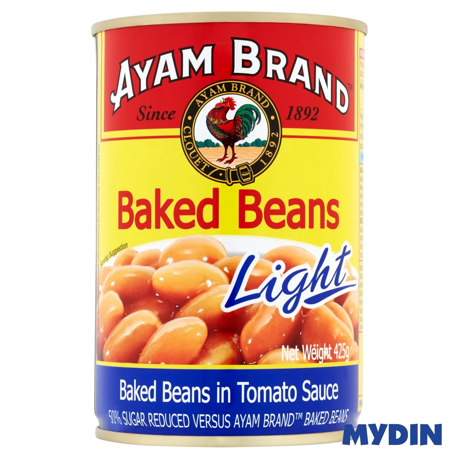 Ayam Brand Baked Beans Light 425g