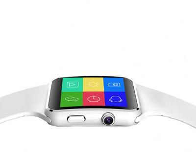 Black And White Smartwatches