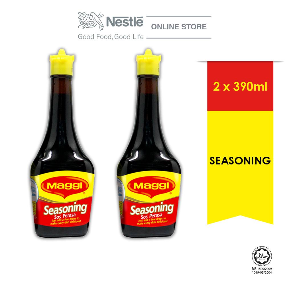 MAGGI Seasoning 390ml, Bundle of 2