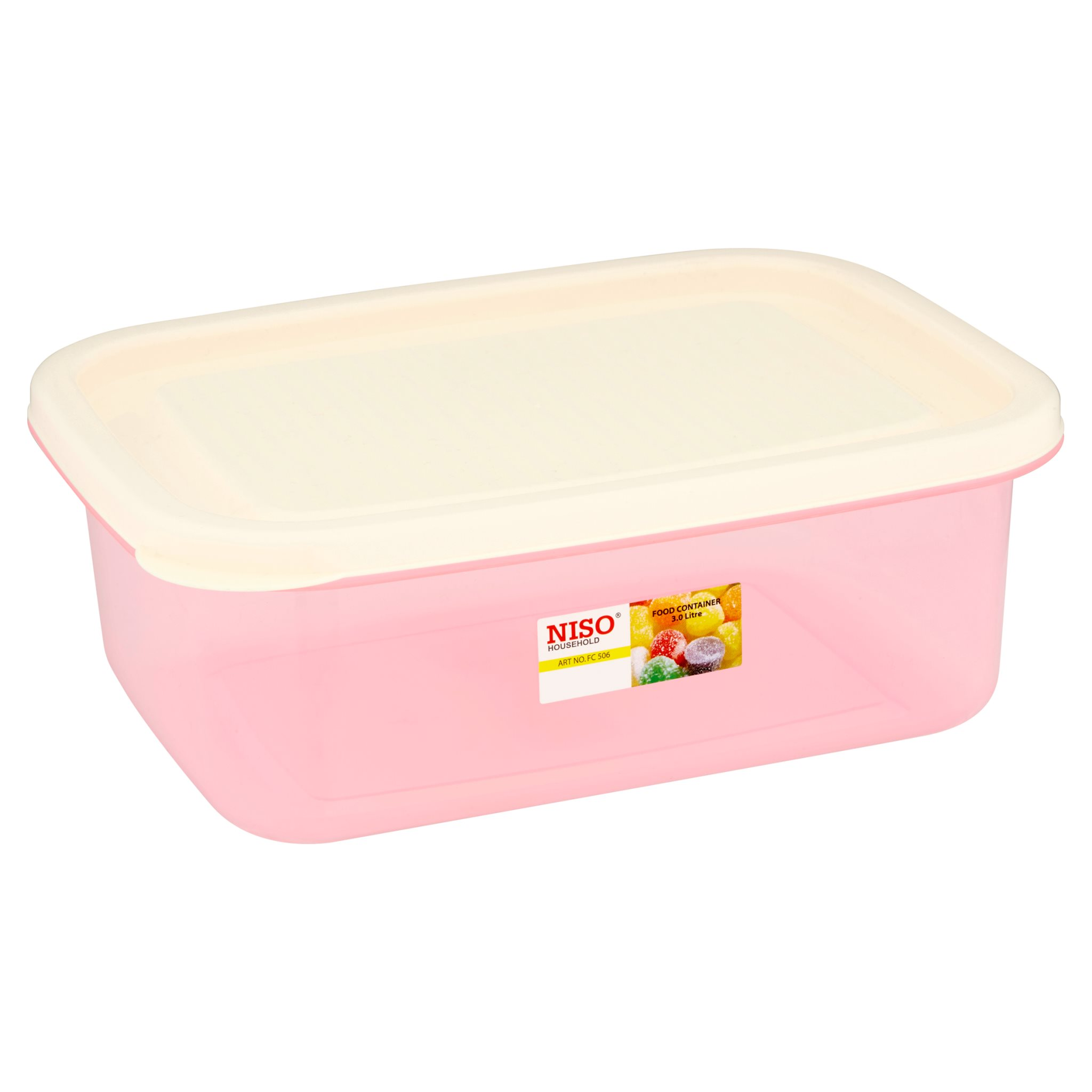 Niso Food Container 3L FC-506