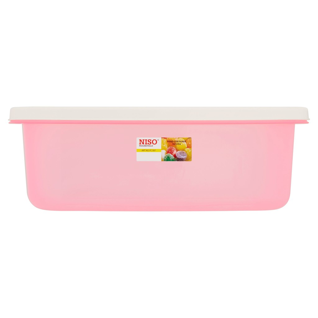 Niso Household Food Container FC507 (5.0L)