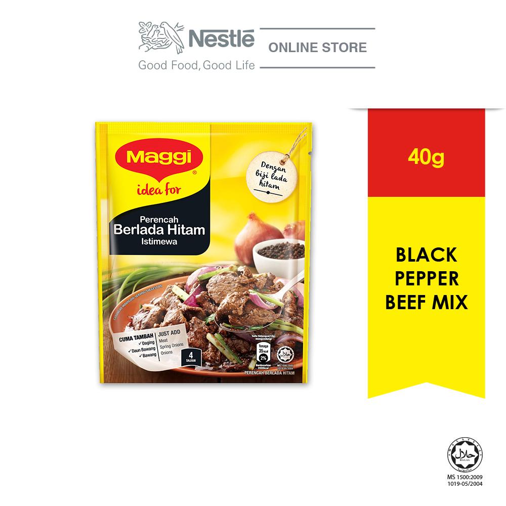 Mixes Maggi Malaysia