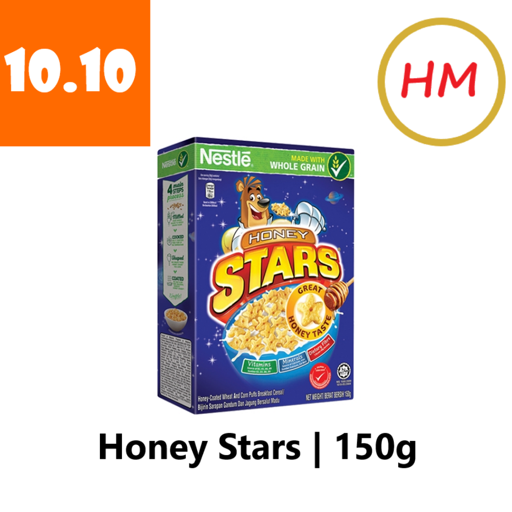 Nestle Honey Star Cereal 150g