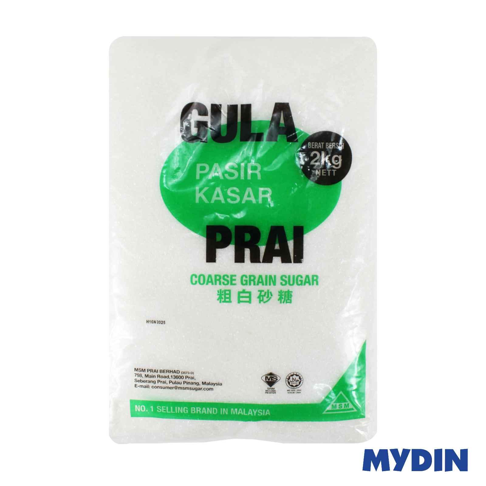 Msm Coarse Grain Sugar (2kg)
