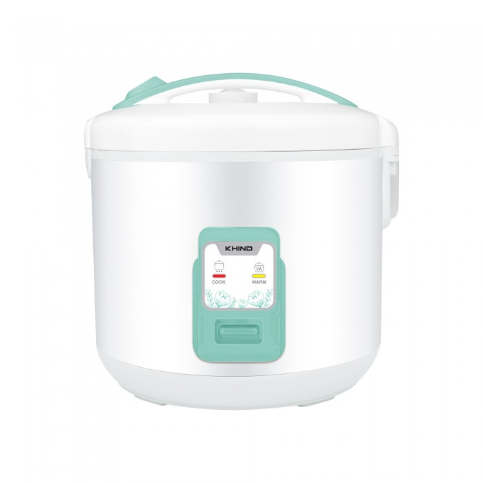 Khind Jar Rice Cooker 1.8L RCJ188