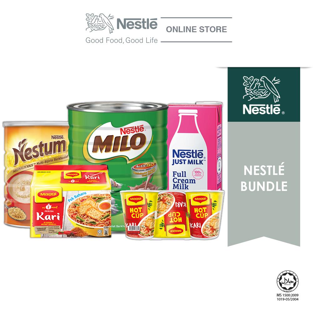 11.11 Nestle Mix Bundle