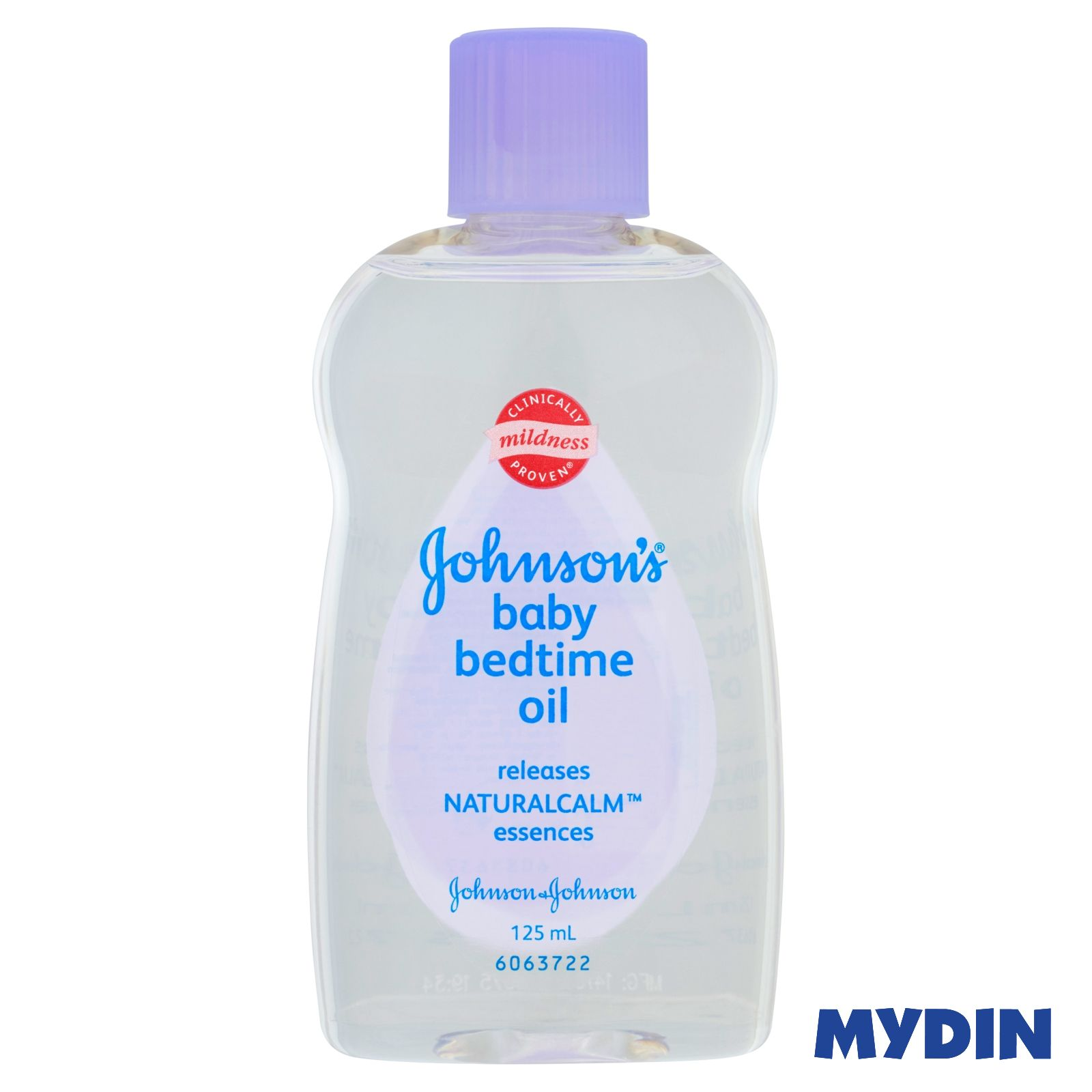 Johnson's Baby Bedtime Oil (125ml)