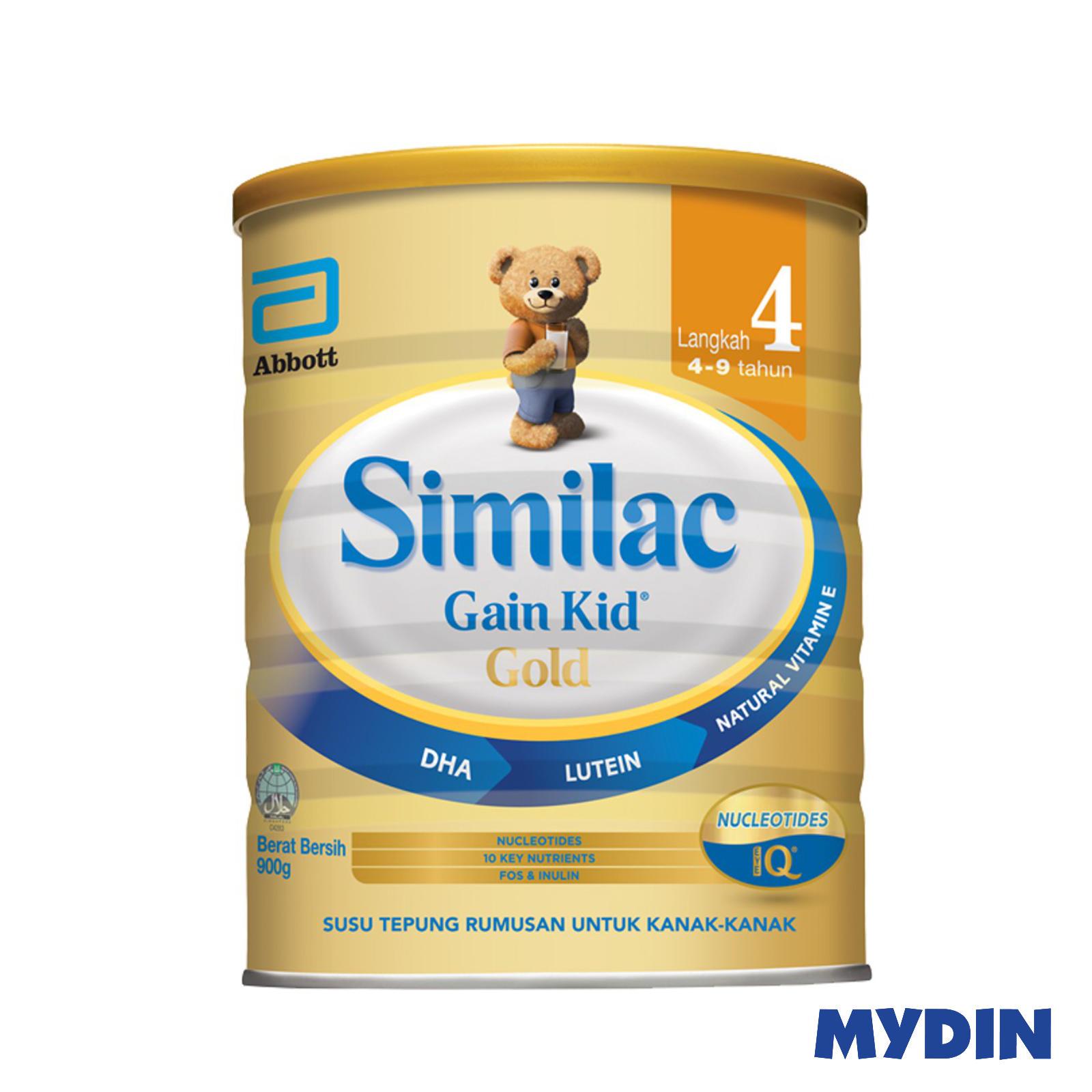 Similac Gain Kid Gold 1.8kg