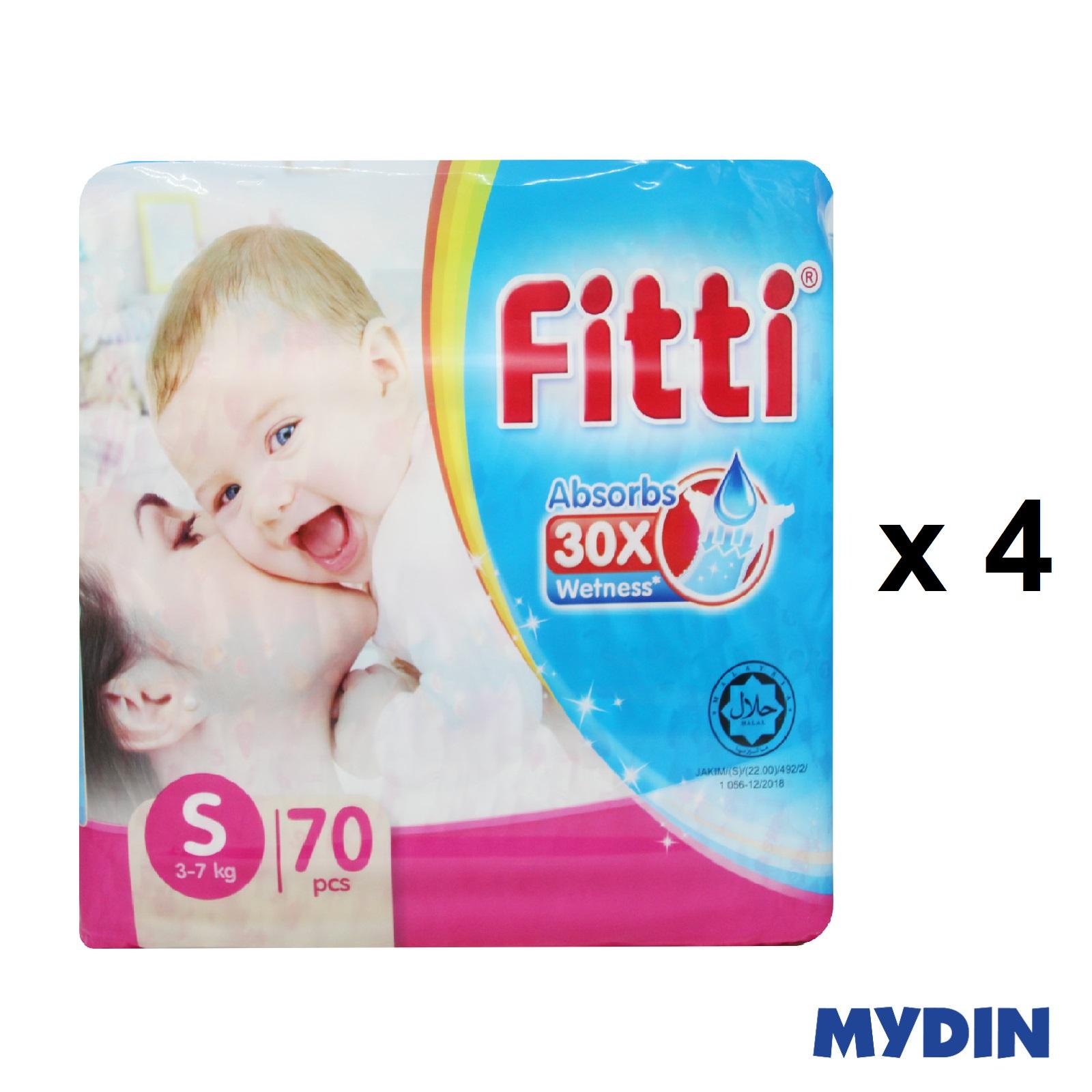 Fitti Jumbo Pack S70 x 4 Packs