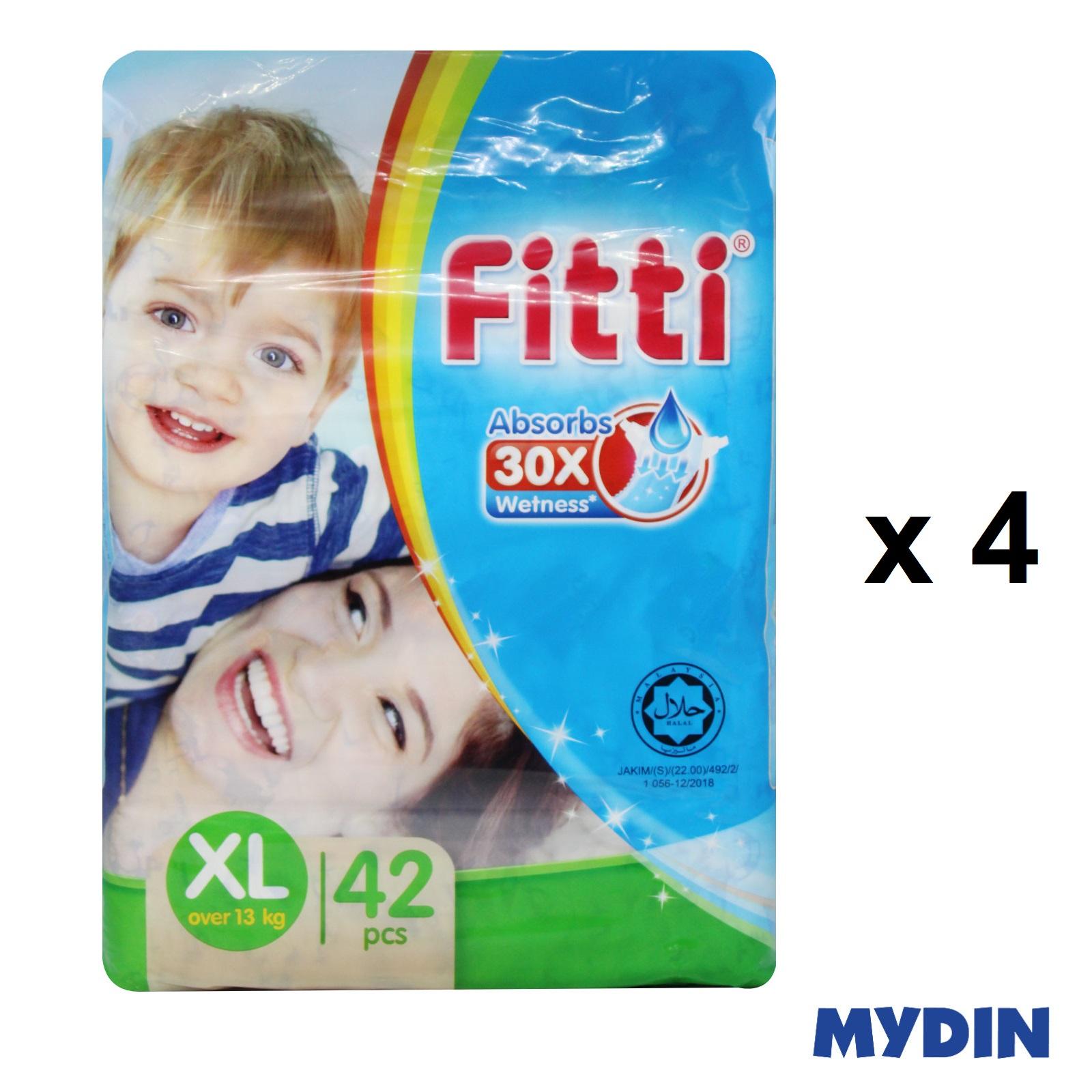 Fitti Jumbo Pack XL42 x 4 Packs