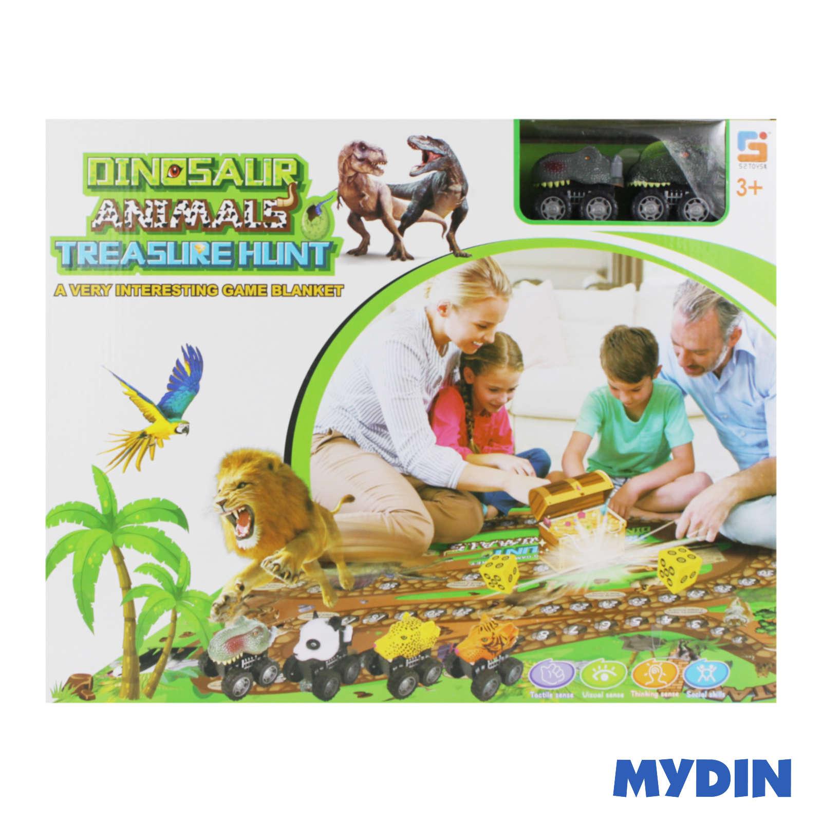 Dinosaur Treasure Hunt Toys (3years+) 526-J02-3760