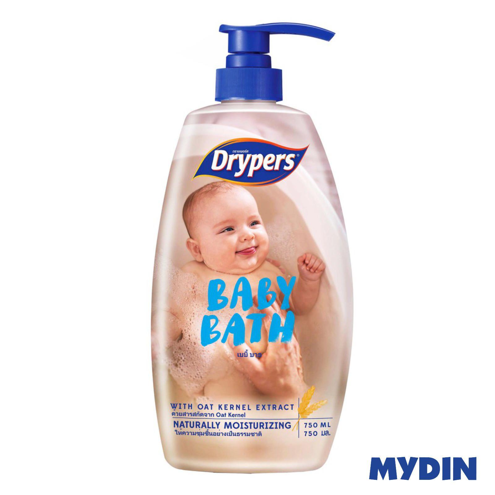 Drypers Baby Bath - Oat Kernel (750ml)