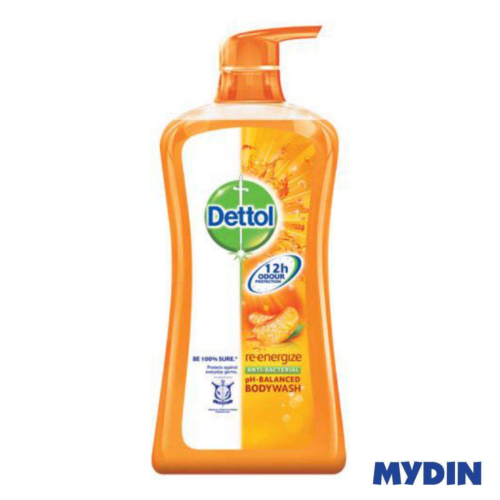 Dettol Re-Energize Anti-Bacterial pH-Balanced Bodywash 950ml