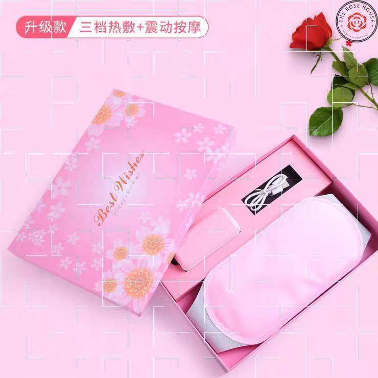 Warm Belt Heating Massage Pad Portable Menstrual Pain Relieve Period Cramp Waist Massager Belt Adjustable Gift Lady