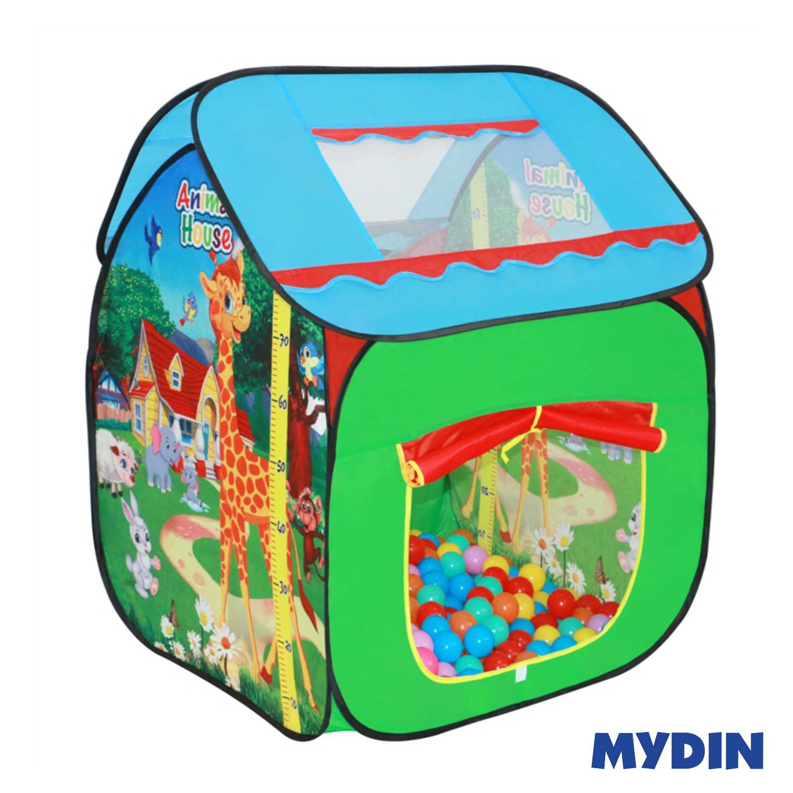 Indoor Portable Animal Tent For Kids CB6022-5760 (1 years +)