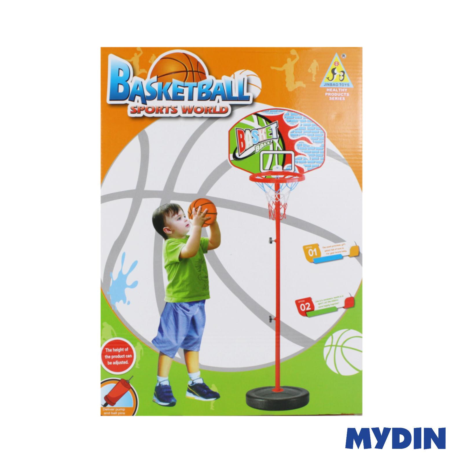 Basketball Game Set With Ball JB5029E-3400 (3years+)