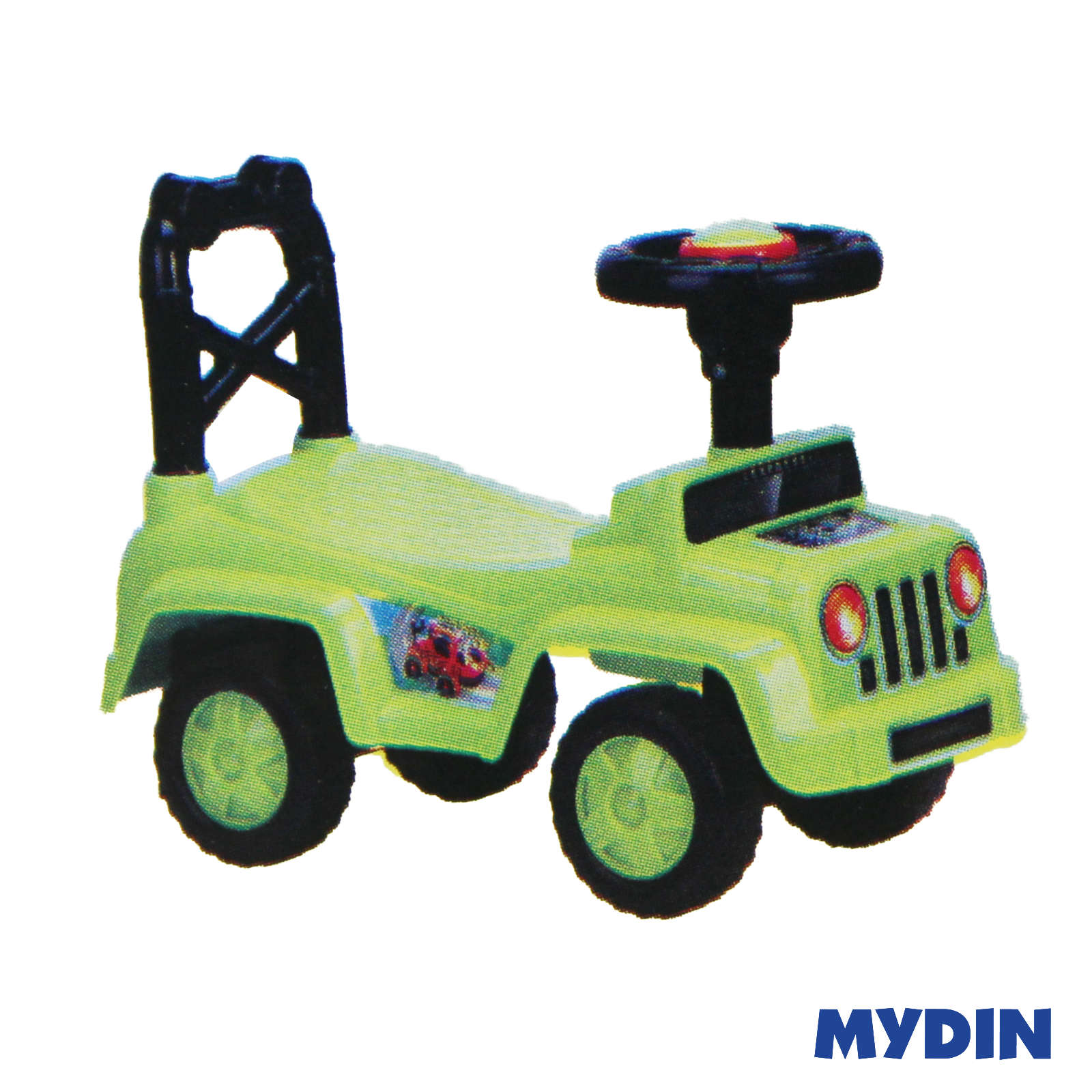 Cartoon Toy Push Car SP710-1 (3years+)