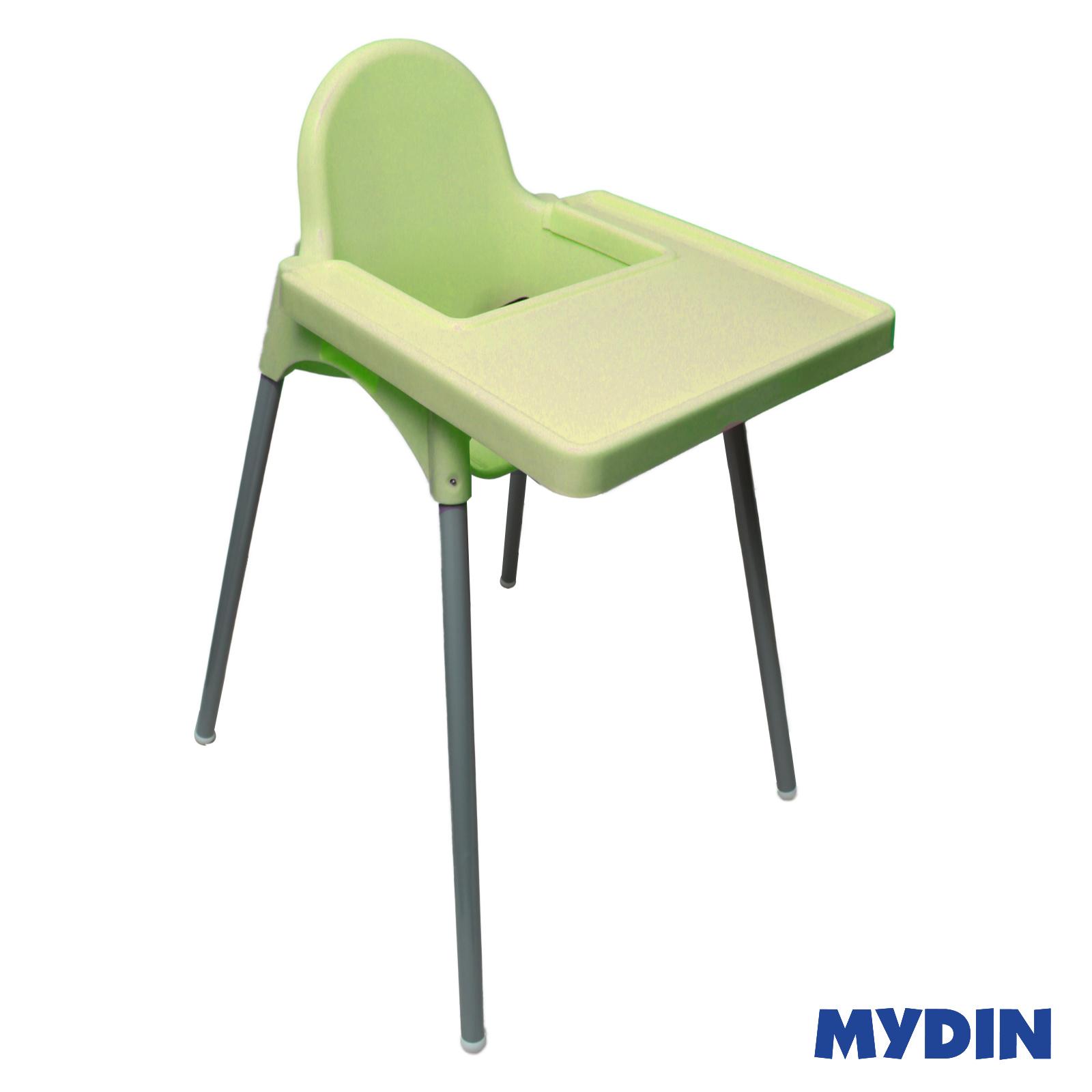 MYBB Portable Baby Feeding Dining Chair Green 0820YW-HE02A