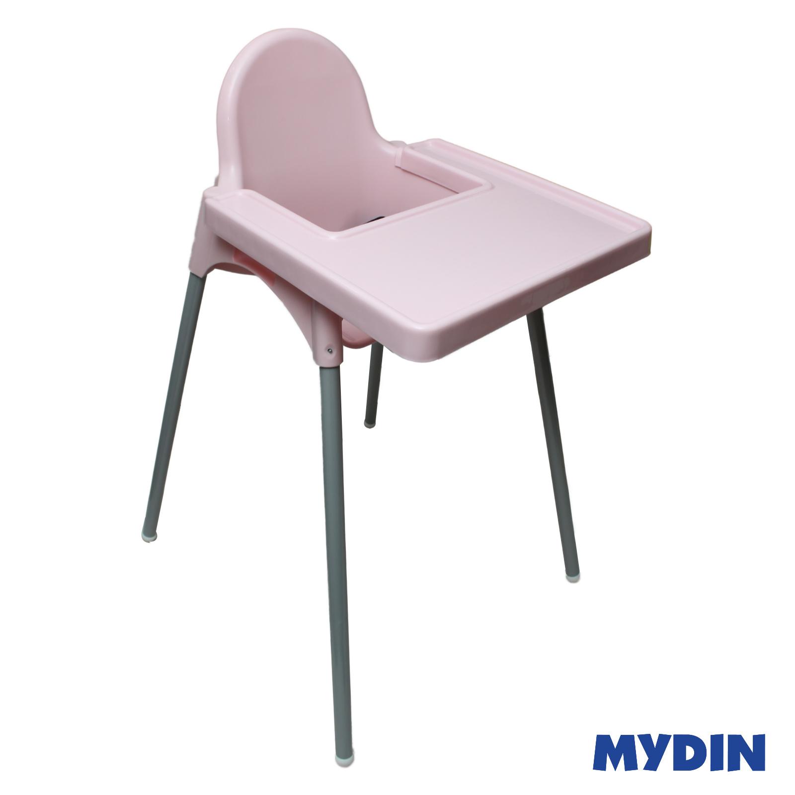 MYBB Portable Baby Feeding Dining Chair Pink 0820YW-HE02B
