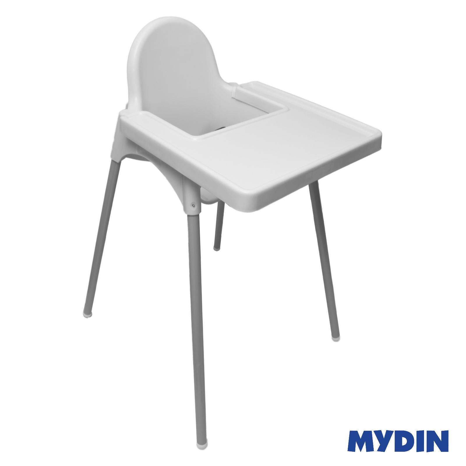 MYBB Portable Baby Feeding Dining Chair White 0820YW-HE02C