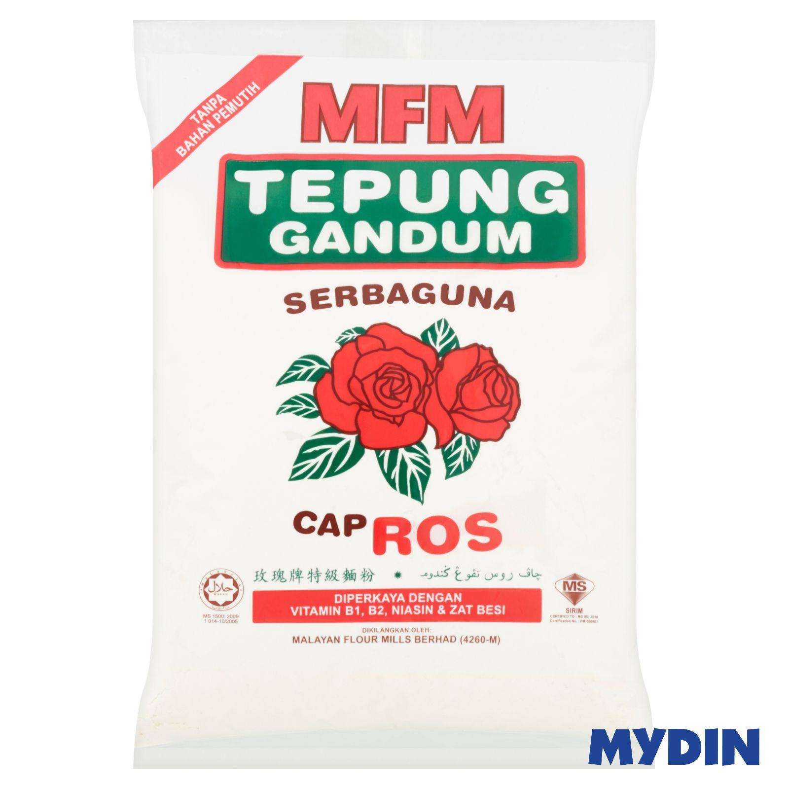 Cap Ros Tepung Gandum (850g)