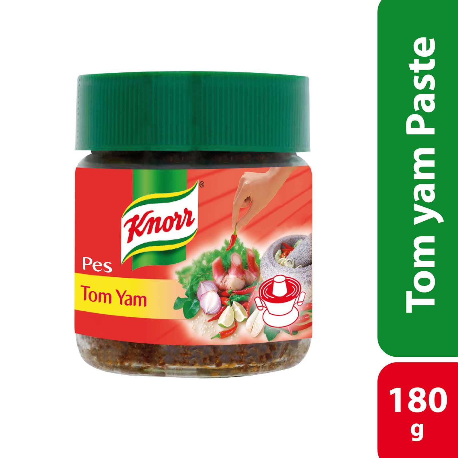 Knorr Tom Yam Paste 180g