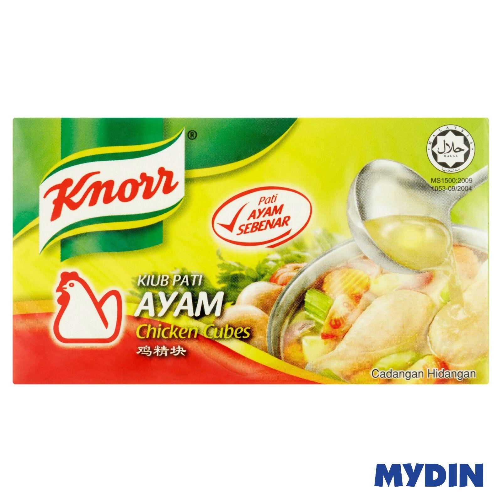 Knorr Chicken Cubes 20g