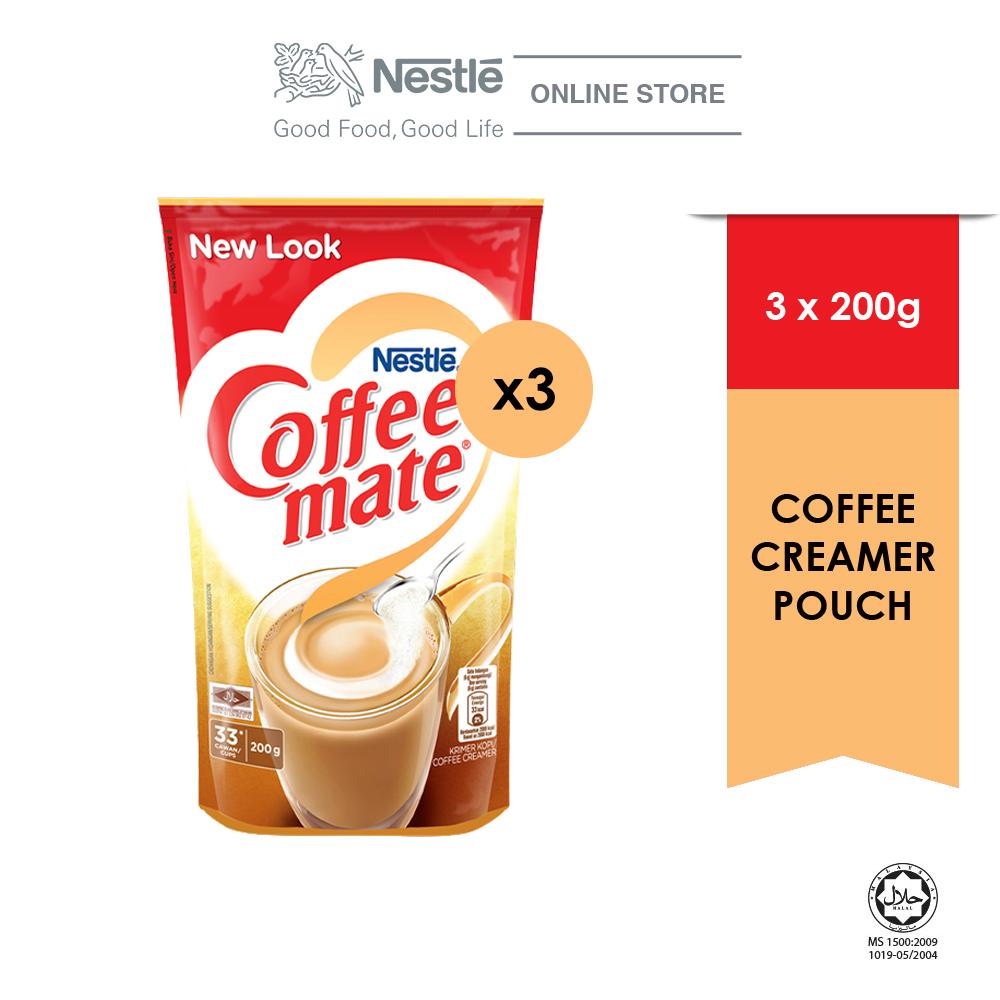 COFFEE-MATE Pouch 200g x 3 Pouches