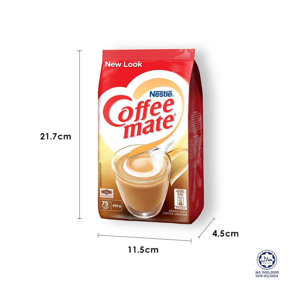 COFFEE-MATE Pouch 450g x3 pouches