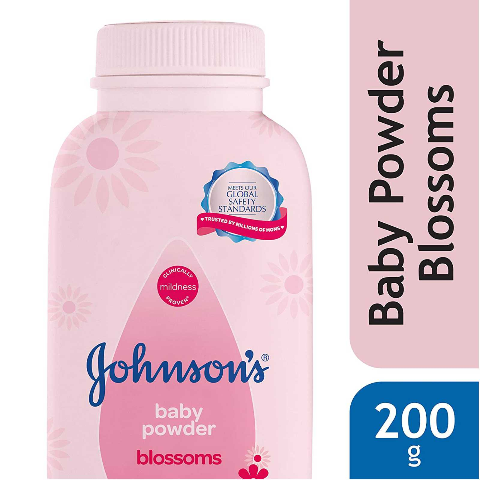 Johnson's Baby Powder - Blossoms (200g)
