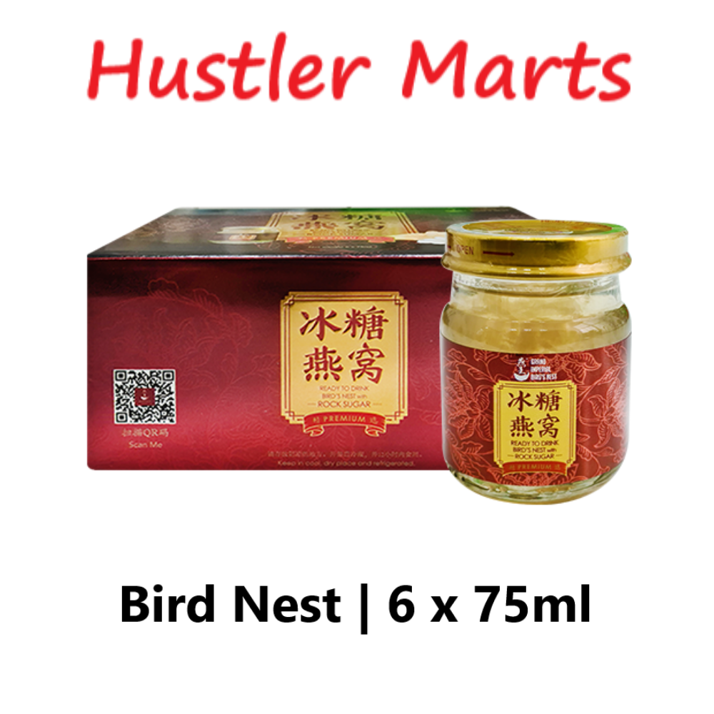 Grand Imperial RTD Bird's Nest with Rock Sugar (6 x 75ml)