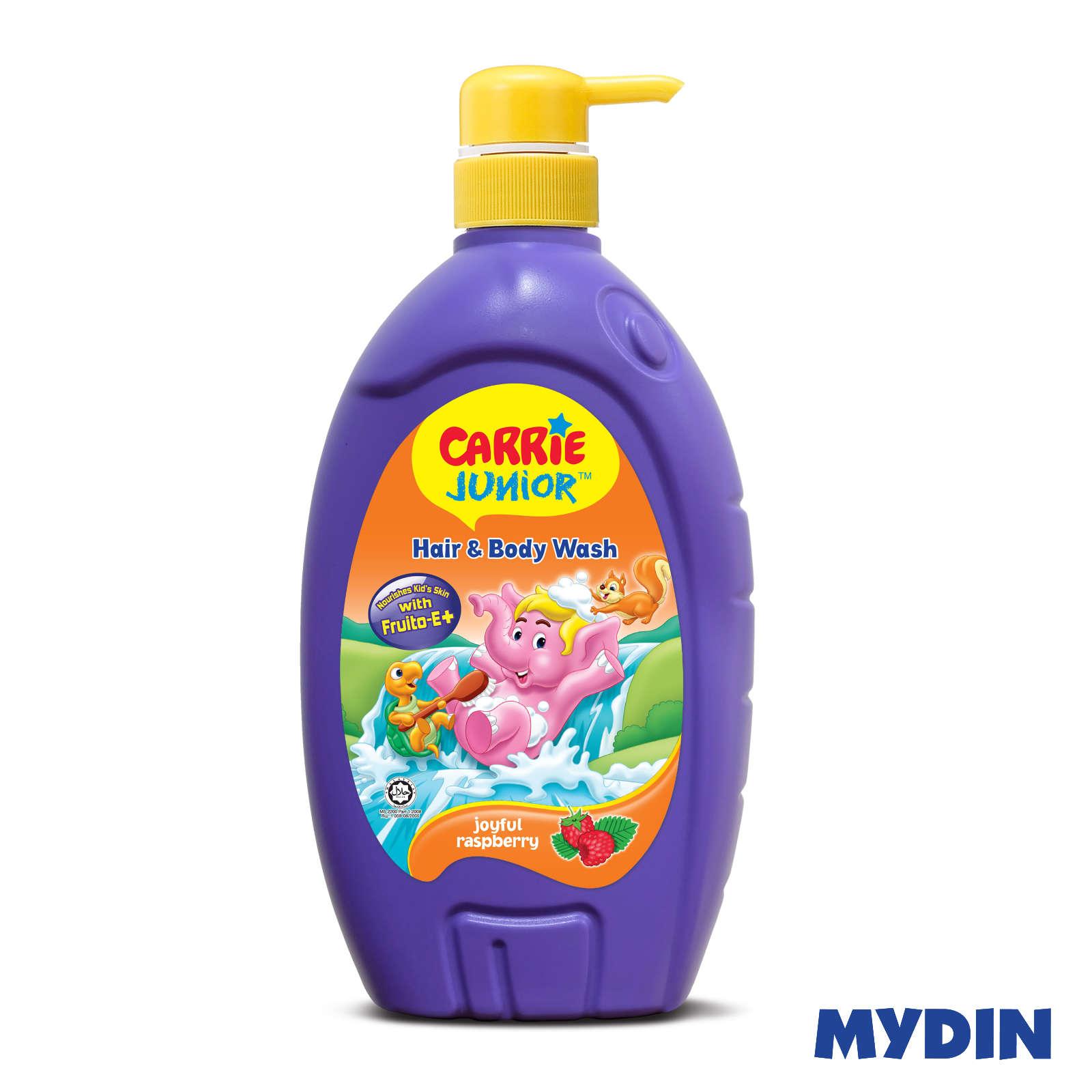 Carrie Junior Hair & Body Wash Joyful Raspberry (700ml)