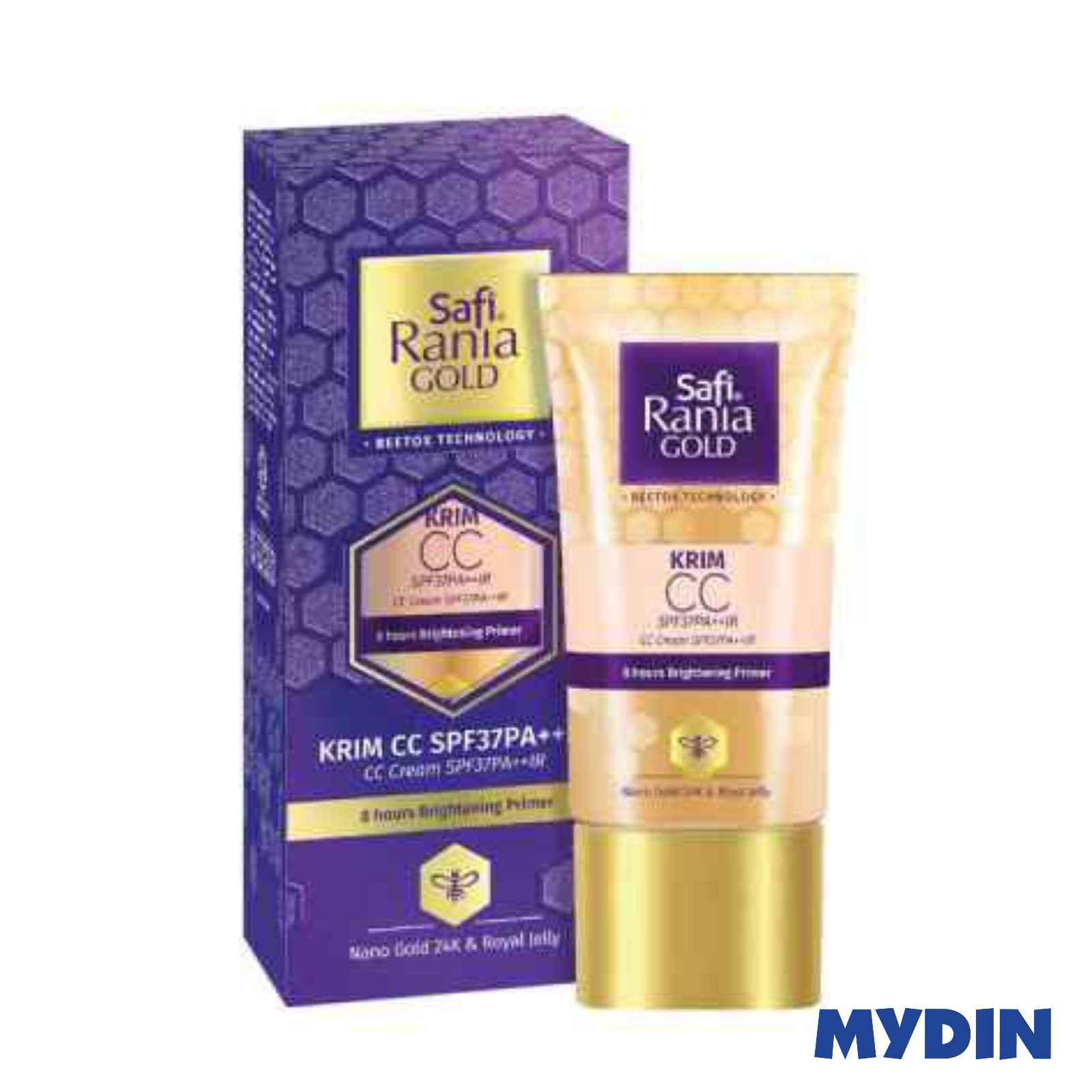 Safi Rania Gold CC Cream SPF37PA++ (25g)