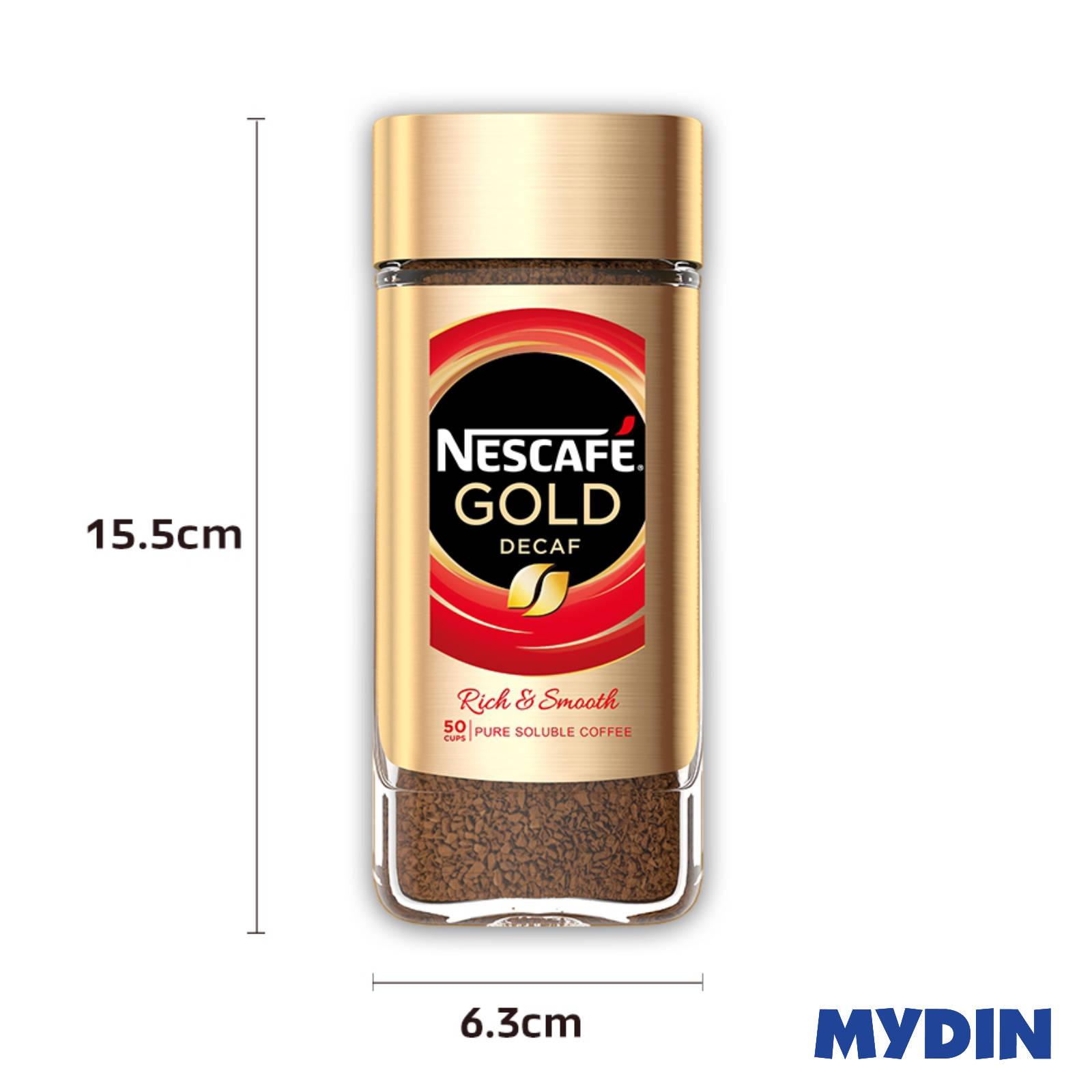 Nescafe Gold Decaf Coffee Jar 100g