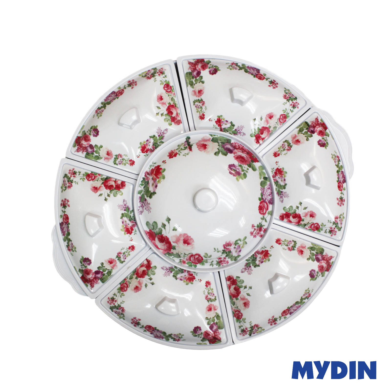My Home Melamine Party Set (15pcs) FWR CW-PT-15S