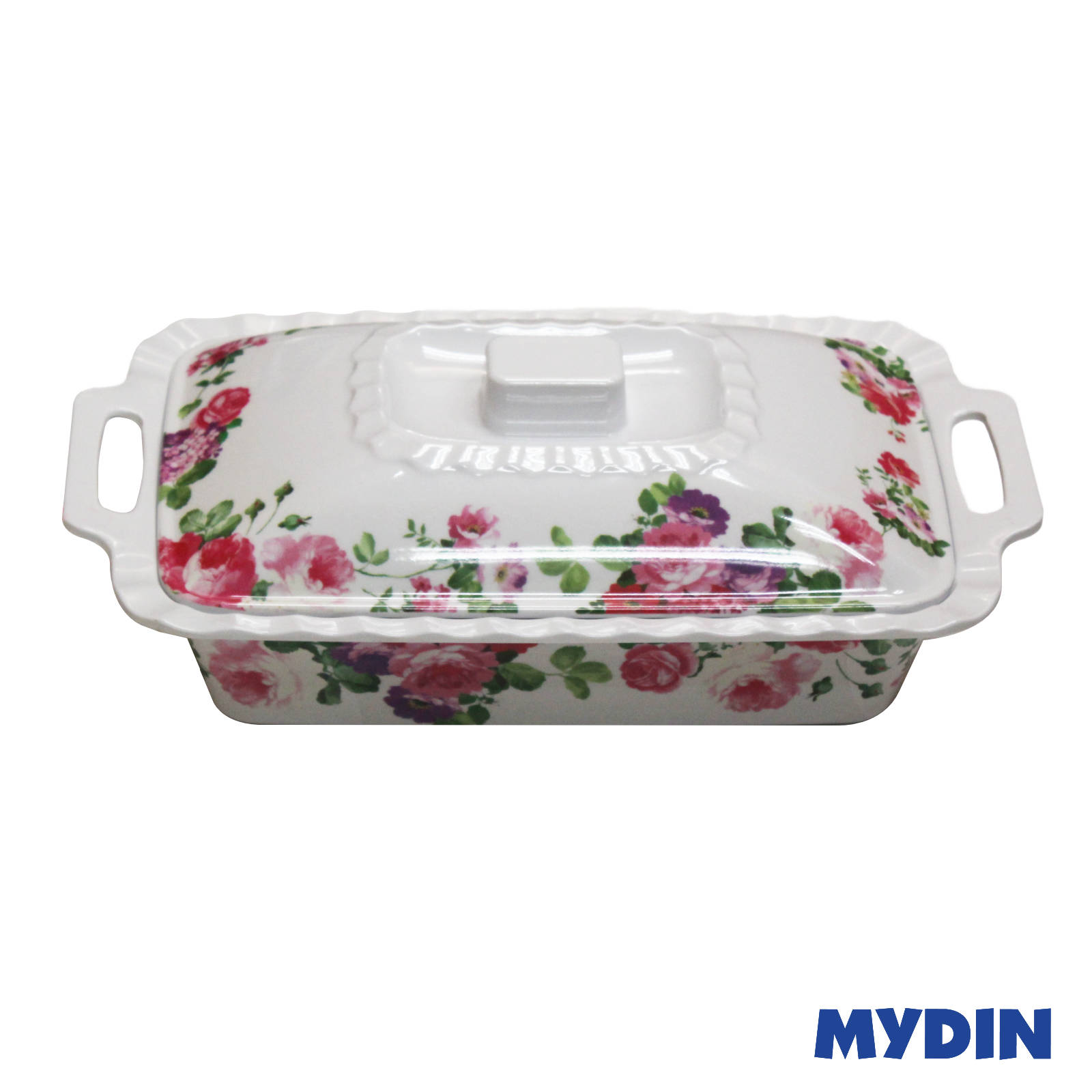 My Home Melamine Tureen Rectangle (13'') FWR CW-TU-13