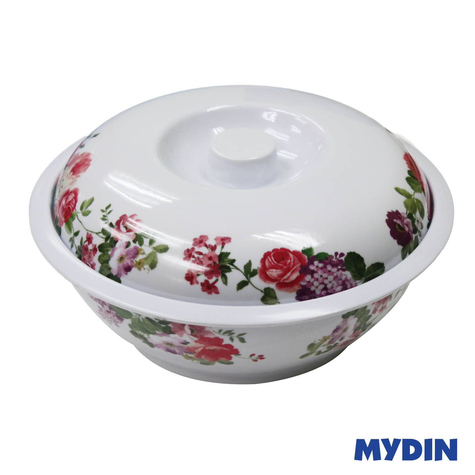 My Home Melamine Bowl With Lid (10'') FWR CW-BWL-10