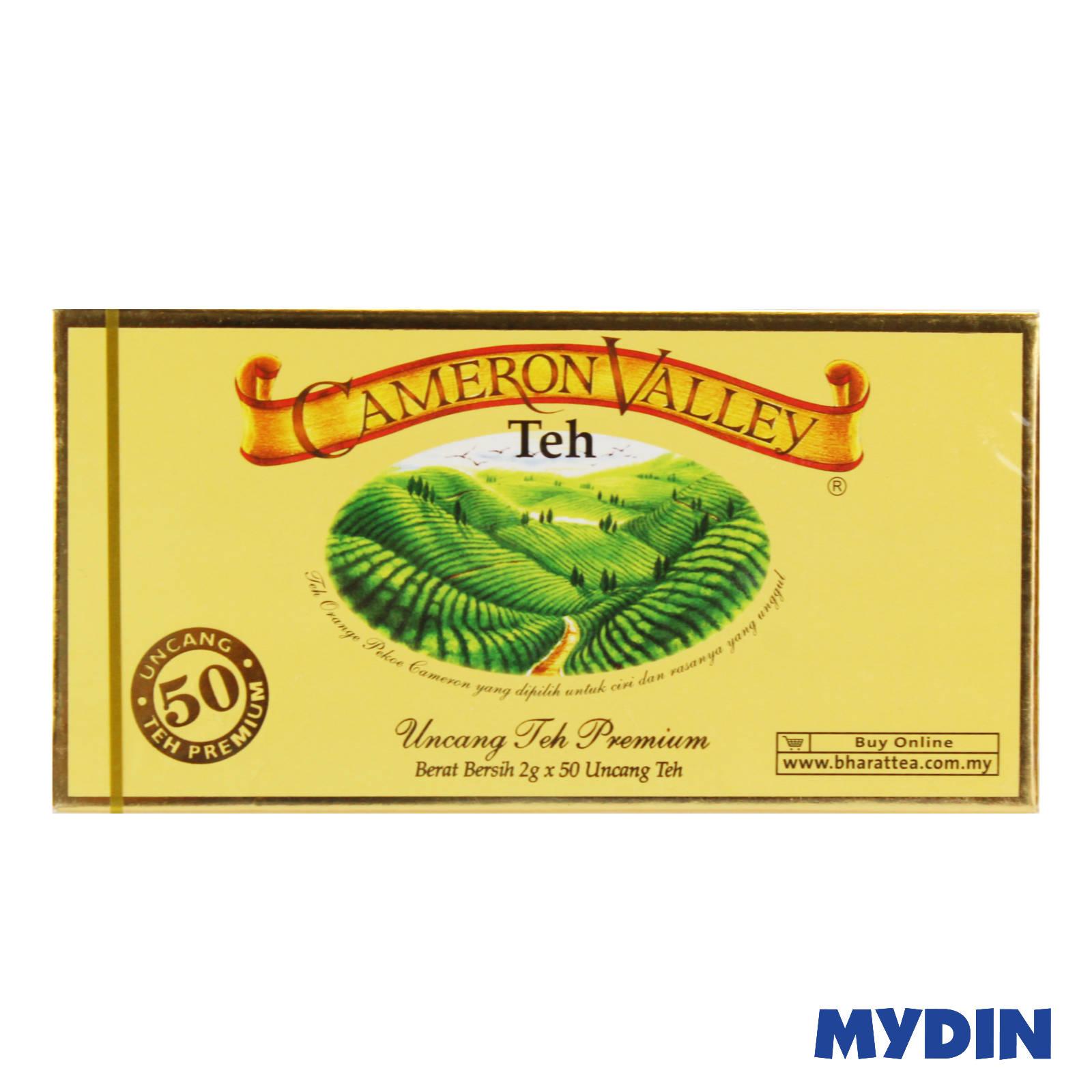 Cameron Valley Premium Tea (50 x 2g)