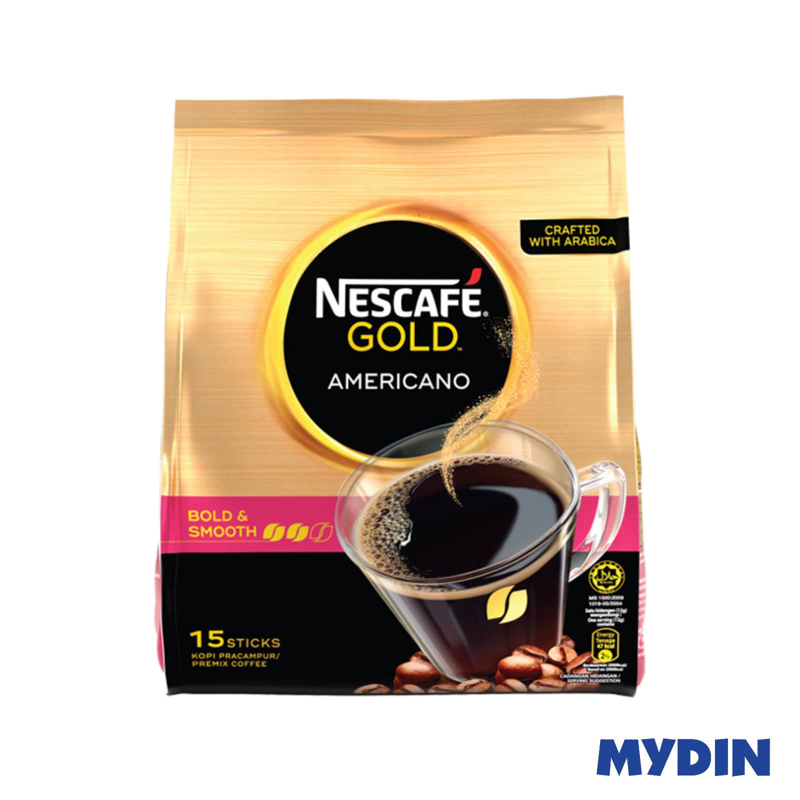 Nescafe Gold Americano (15 x 12g)