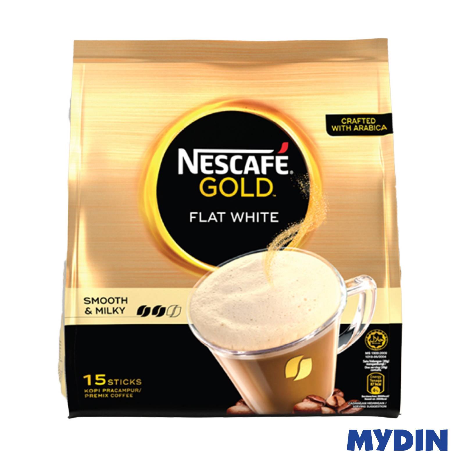 Nescafe Gold Flat White (15 x 20g)