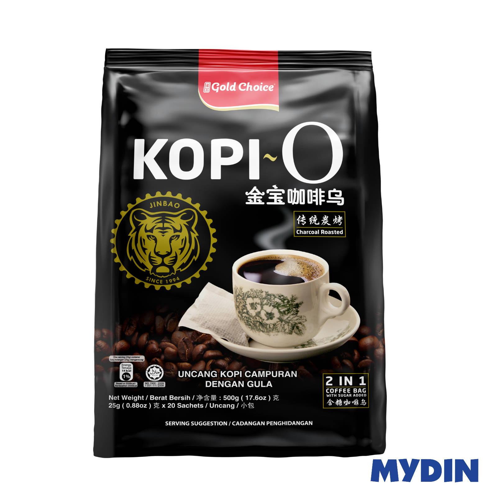 Gold Choice 2in1 Kopi-O (20 x 25g)
