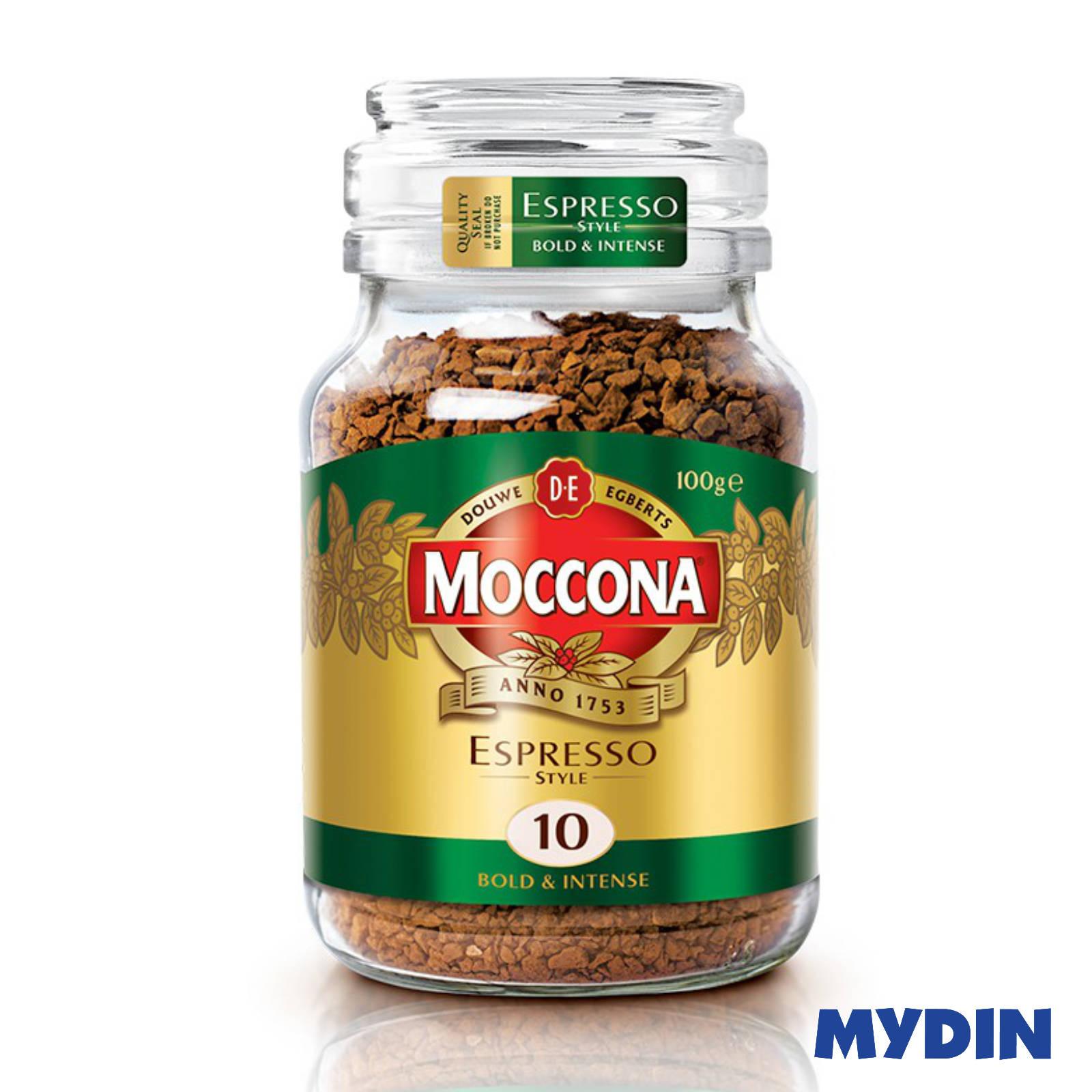 Moccona Espresso Style 10 (100g)