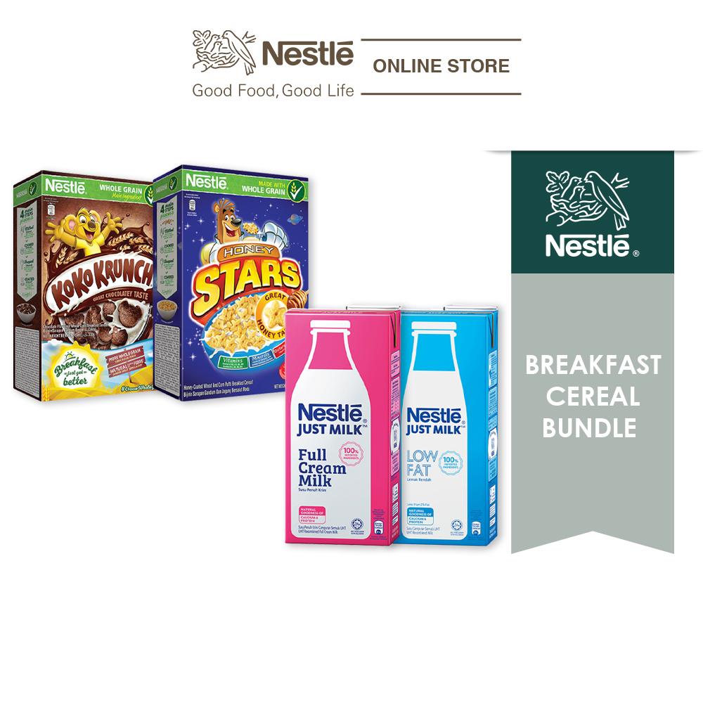 Breakfast Cereal Bundle