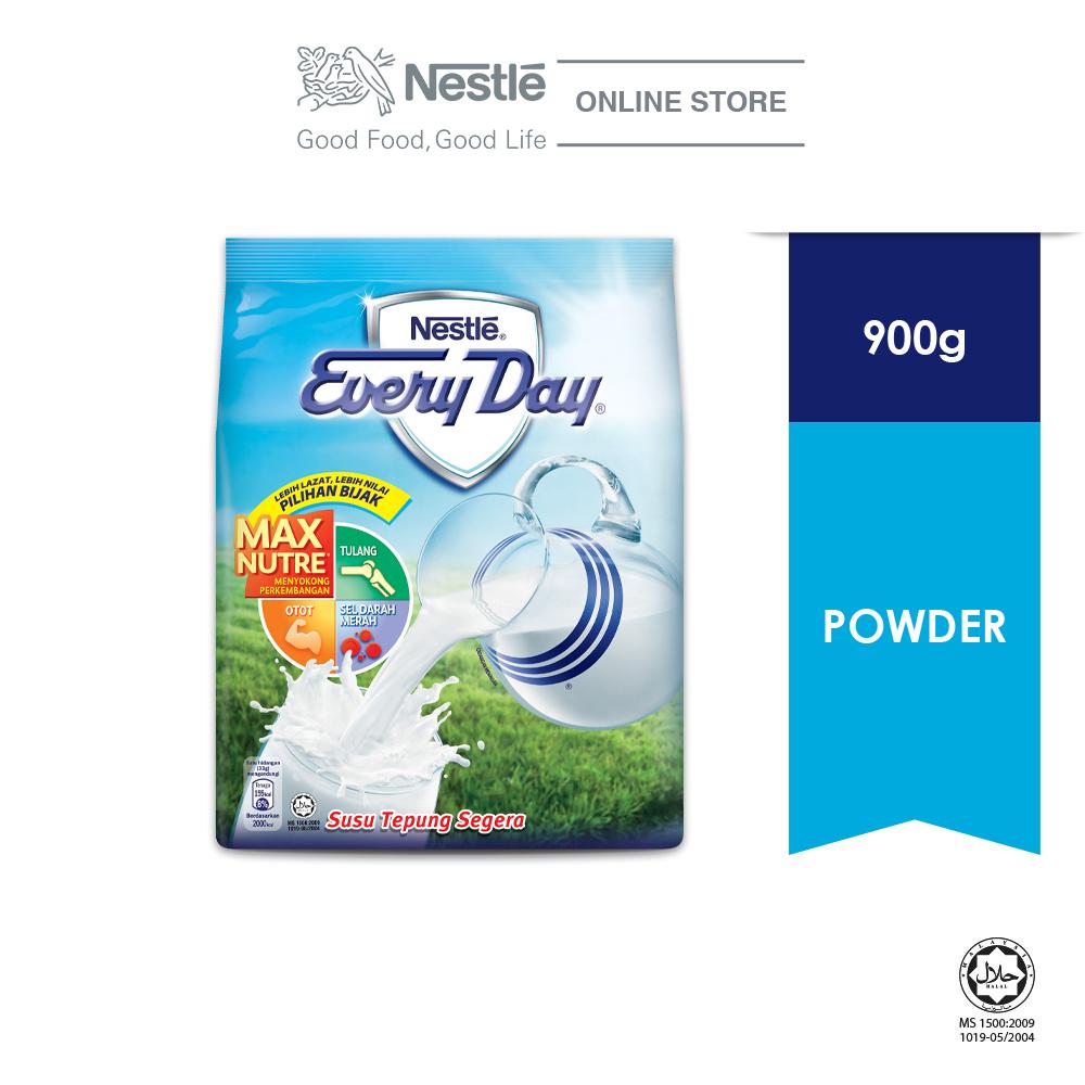 NESTLE EVERYDAY Powder Soft Pack 900g